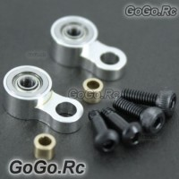 Metal Tail Pitch Control Link For Trex 450 SE V2 V3 Sport Pro Helicopter