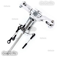 450L DFC Metal Main Rotor Head Assembly For Trex 450L Helicopter Silver 450L-001