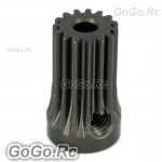 Motor Pinion Gear 15T for Trex 500 Helicopter (RH50062)