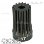 Motor Pinion Gear 16T for TRex T-rex 500 Helicopter (RH50063)