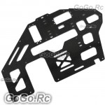 2-Pcs 500 Carbon Fiber Main Frame for Trex T-rex Helicopter