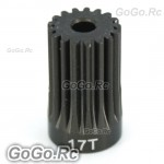 Motor Pinion Gear 17T for Trex T-Rex 500 Helicopter (RH50064)