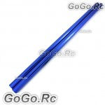 2 Pcs Tail Boom Blue For T-Rex trex 500 Helicopter (LM50040-BUx2)