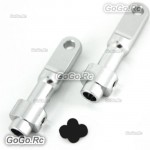 2 Pcs Tarot 500 Unstressing Tail Boom Brace Parts For 4mm Carbon Rods - RH8029