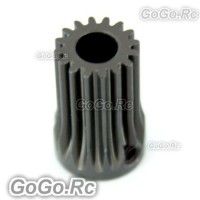 550 Motor Pinion Gear 16T Tarot 6MM shaft For TREX T-rex Helicopter (RH55050)