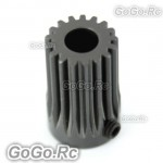 550 Motor Pinion Gear 17T Tarot 6MM shaft for TREX 550E Helicopter RH55051