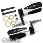 550 Tarot Flybarless Metal Main Rotor Holder For Trex 550E 600NFL Heli RH55005
