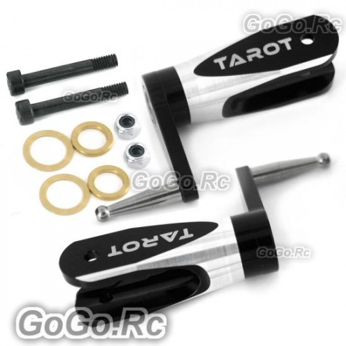 550 Tarot Flybarless Metal Main Rotor Holder For Trex 550E 600NFL Heli RH55005