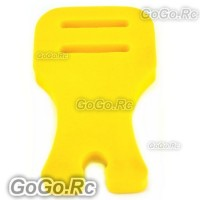 1 Pcs Yellow Main Blade Holder For T-REX Trex 450 Helicopter (V2-138YY)