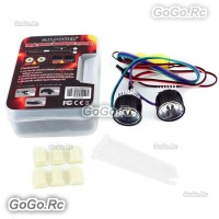 GT POWER High Power Headlight System For Rc Model Aircraft / Car / Boat - GT019