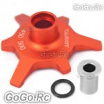Tarot Metal Swashplate Leveler Tool Orange For T-rex Trex 450 500 - RHS2252-03