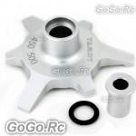 Tarot Metal Swashplate Leveler Tool Silver For T-rex Trex 450 500 - RHS2252-04