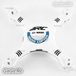 Canopy Cover / Body Shell Parts For JJRC 1000/1000A QuadCopter Blue JJ1000A-2B