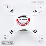 Canopy Cover / Body Shell Parts For JJRC 1000/1000A QuadCopter Red JJ1000A-2R