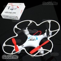JJRC 1000A 2.4G 6-Axis 4CH 360 Deg Gyro RC Mini Quadcopter BNF w/ Box Set Blue
