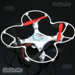 JJRC 1000A 2.4G 6 Axis 4CH 360 Degree Gyro RC Quadcopter BNF w/ Prop Guard Blue