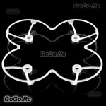 JJRC 1000/1000A Quadcopter Propeller Protective Guard Protector Bumper White