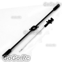 Stabilizer Balance Bar & Main Axis Shaft For SYMA 107G Helicopter (S107G-0513)