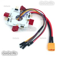 APM PX4 4 axis Quadcopter XT60 Power Transfer Plate ESC Power Distribution Board
