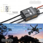 2 Pcs Hobbywing XRotor Pro Series 50A ESC Brushless Speed Controller Multirotor