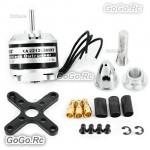 1 Set Emax XA2212 Brushless Motor 980KV 181W w/Adapter for Quadcopter 1047 PROP