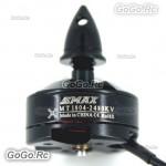 EMAX MT1804 2480KV CCW Thread Brushless Motor for 250mm Multi copter Quadcopter QAV250