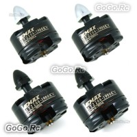 4 Pcs Emax MT2206 1900KV Brushless Motor CW CCW For Mini Drone Quadcopter 250