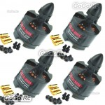 4x Emax MT2213 935KV CCW Brushless Motor for DJI F450 X525 Quad copter MT2213BX4