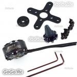 EMAX MT2808 850KV CCW Thread Brushless Motor for FPV Multicopter - MT2808-850B