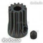 13T X2 Φ3.17 Motor Pinion Gear For T-rex Trex 450 Helicopter (RH054X2)