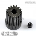 16T X2 Φ3.17 Motor Pinion Gear For T-rex Trex 450 Helicopter (RH057)
