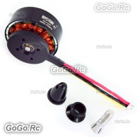Mystery Q4006 950KV 4mm Brushless Motor for RC Airplane Helicopter Quadcopter