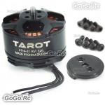 Tarot Multicopter 4114 320KV Brushless Motor Black (RH100B08-01)