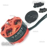 Tarot Multicopter 4114 320KV Brushless Motor Black & Orange (RH100B08-02)
