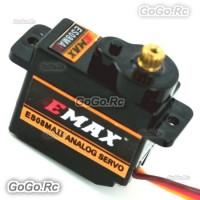 EMAX ES08MA Mini Metal Gear Analog Servo 12g/ 1.8kg/ 0.12 Sec Mg90 (ES08MAII)