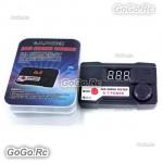 RC GT POWER Digital LED Servo Tester For R/C Helicopter Plane Car Boat - GT007
