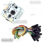 CC3D Openpilot Open Source Flight Controller Board 32 Bits Processor Quodcopter White