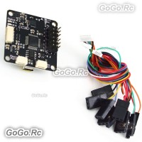 CC3D Openpilot Open Source Flight Controller 32 Bit Processor Mulit Quadcopter Black ECCBD01