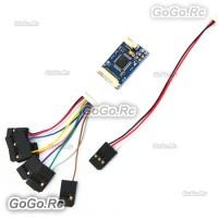 PPM Encoder V1.0 for Pixhawk PPZ MK MWC MegaPirate APM Flight Controller