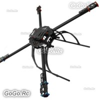 Tarot Iron Man 650 Foldable 3K carbon fiber Quad copter Quadcopter Frame RH65B02