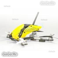 Tarot Robocat Real 3K Carbon Fiber Mini 250 FPV Quadcopter Frame Kit - TL250C