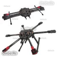 Tarot FY690S Foldable 6 axis Hexa-copter 3K Carbon Fiber Frame TL68C01 - RH68C01