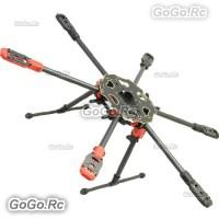 Tarot 680PRO Foldable 3K Carbon Fiber Frame 6axis Multirotor Hexacopter TL68P00 RH68P00