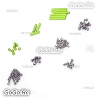 Frame Hardware Screws Post Parts for EMAX 250mm Mini Quadcopter Green EQ25002GN