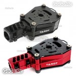 2 Pcs TAROT 16MM Floating Type Carbon Shock Absorption Double Motor TL68B43&44