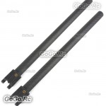 2 Pcs Tarot 680Pro Folding Multcopter Arm Carbon Tube Φ16mmX14X262mm - TL68P05X2