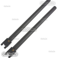 2 Pcs Tarot 680Pro Folding Multcopter Arm Carbon Tube Φ16mmX14X262mm - TL68P05X2