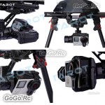 Tarot T4-3D 3-Axis Stabilized Brushless Gimbal For FPV Gopro Hero 3/3+/4 TL3D01
