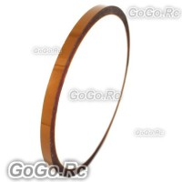8mm 0.8cm x 30M Kapton Tape High Temperature Heat Resistant Polyimide (F019-08)