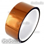 36mm 3.6cm x 30M Kapton Tape High Temperature Heat Resistant Polyimide (F019-36)